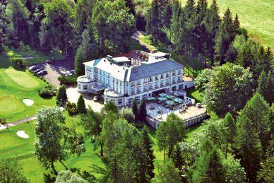 Parkhotel Golf Marienbad Tsjechië