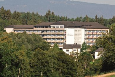 Hotel Alexandersbad Duitsland