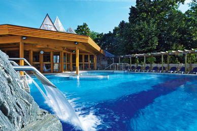 Thermal Hévíz Ensana Health Spa Hotel Hongarije