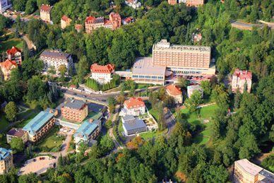 Spa Resort Sanssouci Tsjechië
