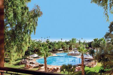 Es Saadi Hotel - Marrakech Resort  Marokko