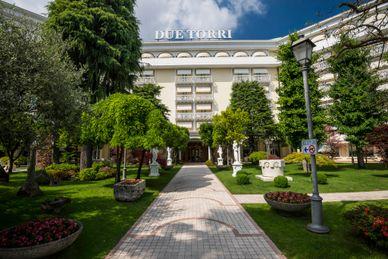 Hotel Terme Due Torri Italië