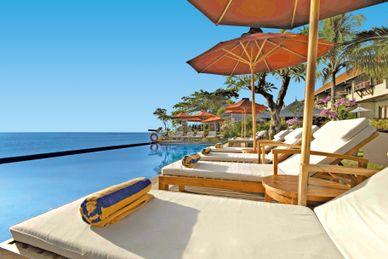Ontspanning op Bali