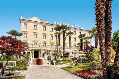 Hotel Therme Roma Italië