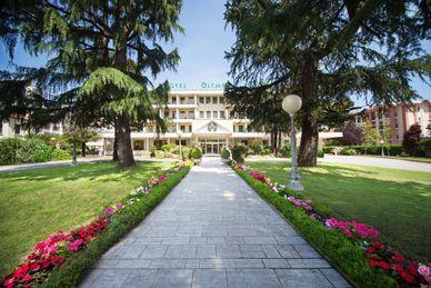 Hotel Terme Olympia Italië
