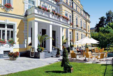 Monti Spa Hotel Tsjechië