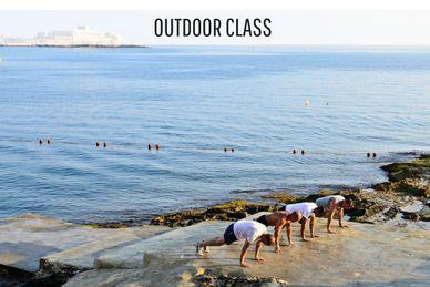 Malta Fitness & Yoga Retreat - 8 dagen (dagelijks te starten)