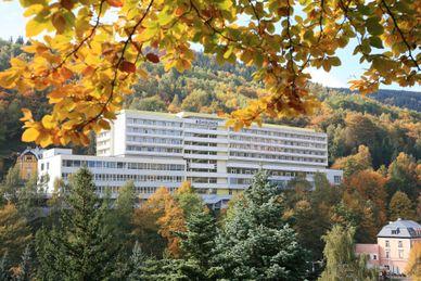 Kuurhotel Behounek Tsjechië