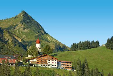 Boutique hotel de Mittagspitze Oostenrijk