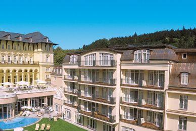 Falkensteiner Hotel Grand MedSpa Marienbad Tsjechië