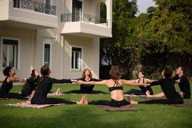 29 Dagen Hatha Yoga Docententraining 200 RYT (dagelijks starten)