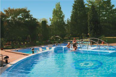 Ensana Thermal Sárvár Health Spa Hotel Hongarije