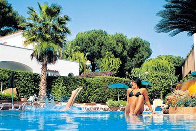 Grand Hotel Terme Di Augusto Italië