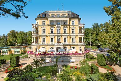 Kurhotel Imperial Tsjechië