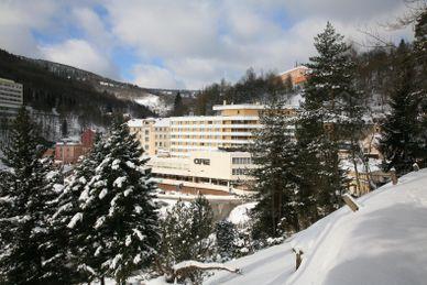 Kuurcomplex Curie Tsjechië