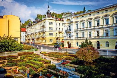 Hotel Reitenberger Tsjechië