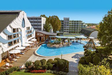 NaturMed Hotel Carbona Hongarije