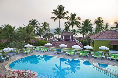 Mercure Goa Devaaya Ayurveda Retreat India
