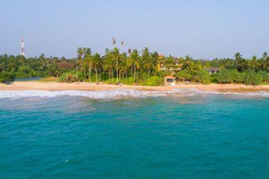 Garden Beach Ayurveda Resort Sri Lanka