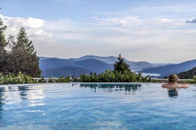 Kurhaus Cademario Hotel & Spa Zwitserland
