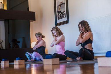 29 dagen Hatha Yoga Teacher Training 500 RYT