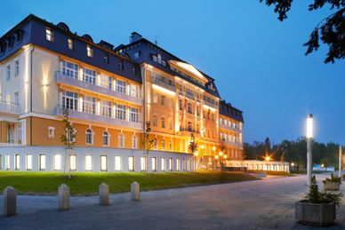 Spa & Kuur Hotel Harvey Tsjechië