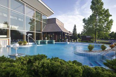 Danubius Hotel Bük Hongarije