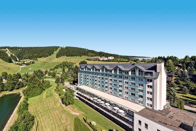Best Western Ahorn Hotel Birkenhof Duitsland