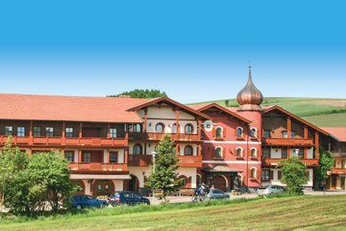 Wellnesshotel Böhmerwald Duitsland