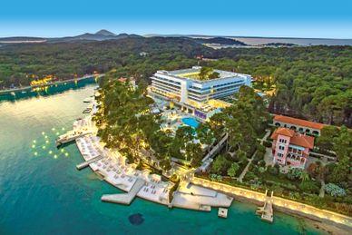 Hotel Bellevue Kroatië