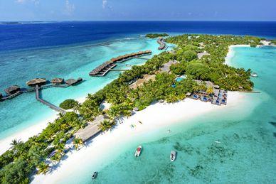 Maledivische Luxe