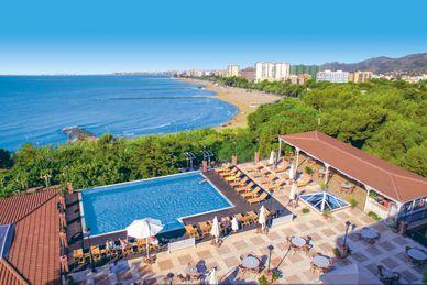 Thalasso Hotel Termas Marinas El Palasiet Spanje