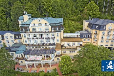 Hotel Royal Marienbad Tsjechië