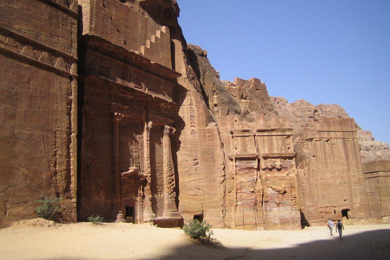 Historische stad Petra & Wadi Rum (Marriott hotel)