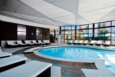 Hotel Terme Igea-Suisse Italië