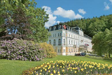 Centrální Lázně Ensana Health Spa Hotel Tsjechië